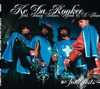 KC da Rookee Four fists (2002, feat. Afrob, Samy Deluxe, D-Flame) [Maxi-CD]