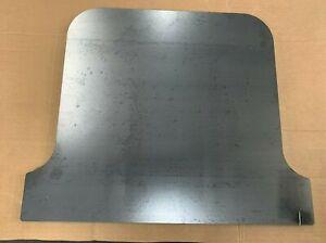 "1/2"" Steel Baking Plate, 16.7"" x 20.4"",  Fits OONI KODA 16, 0.5 Thick A36 Steel"