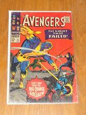AVENGERS #35 VG- (3.5) MARVEL COMICS DECEMBER 1966