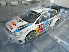 VW Volkswagen Polo WRC 2014 Monte Carlo Winner #1 Ogier R Bull Altaya IXO 1:18