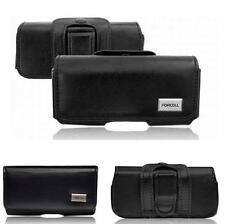 Gürtel Tasche Quer Schutz Hülle für SAMSUNG GALAXY S5 SM-G900F Etui Seiten