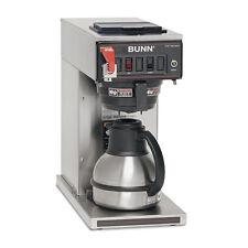 BUNN COFFEE MAKER AUTOMATIC THERMAL CARAFE - CWTF15-TC-0360