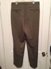 TIMBER CREEK SIZE 34X32 DRESS PANTS (ACTUALLY MEASURE 36X32) NEW WITH TAGS
