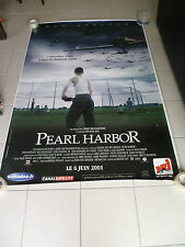AFFICHE PEARL HARBOR Ben Affleck 4x6 ft Bus Shelter Movie Poster Original 2001