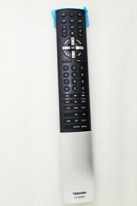 Remote Control For TOSHIBA 42VL863R 42WL863F 42YL863F 46UL875G 46WL863B 55ZL2 TV