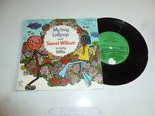 """Millie-Mi Niño Lollipop - 1970 Reino Unido 2-track 7"""" SINGLE VINILO"""