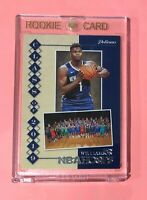 2019 Panini Hoops ZION WILLIAMSON Rookie Draft Class of 2019 RC #7 Mint