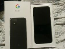 NEW Black Google Pixel 4 64GB Sprint $700 each