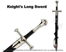 Anduril Medieval LOTR Fantasy Elvis Lord of the rings Sword Movie With Scabbard