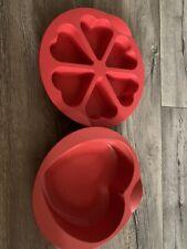 silikonform tupperware