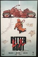 Akira Homage Bitter Root #1 2018 Variant Image Comic Book NM+