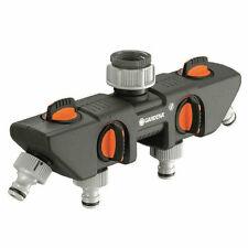 Gardena 8194-20 4-Wege-Verteiler 4x Geräte an einem Wasserhahn