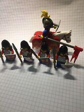 Lego Castle Minifigures  x5 from set 6085 Black Monarchs Castle  CK7