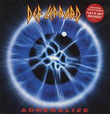 Def Leppard Adrenalize Original 1992 Europe Lp