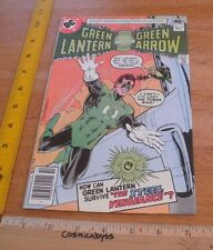 The Green Lantern 121 Bronze Age comic 1970's Vf+ Arrow High Grade
