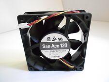Sanyo 9G1212P1G03 fan 120*120*38mm 4pin PWM 12V 0.83A