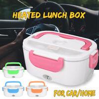 Portable Électrique Boîte à Repas Lunch Box Chauffée Isotherm Pr Voiture EU Plug