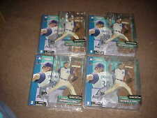 SUMMER SPECIAL**MCFARLANE MLB 3**CURT SCHILLING*WHITE D-BACKS JERSEY*LOT of 4*QQ