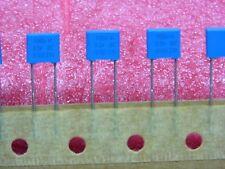 Lot de 50 : Condensateur 100nF 0.1µF 0.1uF 63V 10% MKT 370 pas:5.08mm