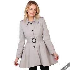 Abrigos y chaquetas de mujer gabardina de poliéster Talla 42