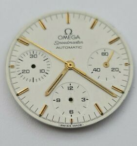 Vintage Omega Speedmaster Automatic Dial For Parts