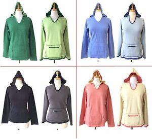4846 NEW Patagonia Women's Reversible Sweater Sweatshirt Hoodie Knit XS S M L