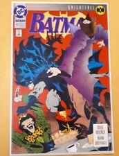 Batman #492 (May 1993, DC)  9.4 NM