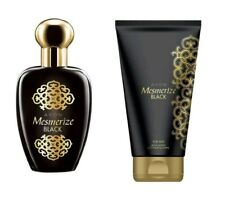Avon Mesmerize Black For Her 50ml EDT & Body Lotion 150ml