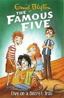 Five On A Secret Trail: Book 15 (Famous Five) by Blyton, Enid | Paperback Book |