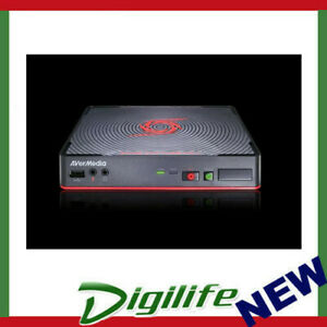 AVerMedia C285 Game Capture HD II Video Streaming and Capture device for Console