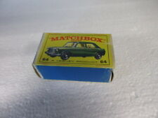 Vintage MATCHBOX M.G.1100 (#64)