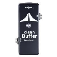 Moskyaudio Clean Buffer Guitar Effect Pedal