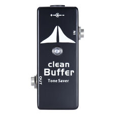 Moskyaudio Clean Buffer Guitar Effect Pedal