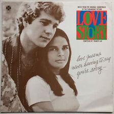 Love Soundtracks & Musicals 33 RPM Speed Vinyl Records