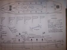 MERRIMAC  IRONCLAD SHIP PLAN