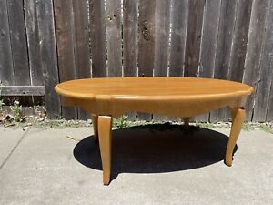 Ethan Allen Country French Coffee Cocktail Table #26-8220 Solid Wood