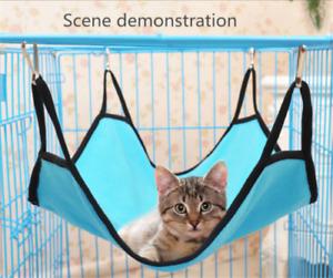 Pet Cat Cage Hammock Cat Perch 3pc/pack