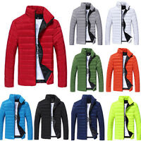 NewWarm Herren Männer Daunen Jacke Daunenjacke Mantel Coat Winter Outwear M-XXXL