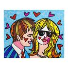 """Britto """"Hotties"""" Hand Signed Limited Edition Canvas Authenticated"""