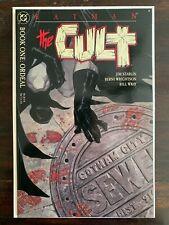 Batman the Cult Complete Set 1-4 - High Grade / NM - Original Owner