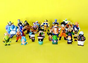 DRAGON BALL Z BS STA COMPLETE COLLECTION MINIATURE SET OF 36 ARGENTINA SILVER