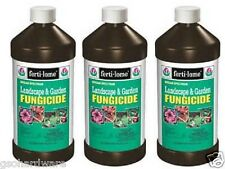 Ferti-Lome 16oz Broad Spectrum Landscape & Garden Fungicide (3 Pack)     NEW!