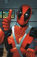 Deadpool marvel comic posters new 22 x 34 x-men x-force Thumbs Up