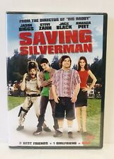 Saving Silverman (Dvd, 2001, R-Rated Version Includes Extra Footage). New/sealed