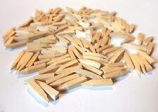120 Holzstifte für Thonet Stuhl - Stuhlflechtarbeiten - Stuhlgeflecht befestigen