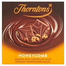 Thorntons Milk Chocolate Honeycomb Block 90g