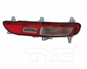 TYC NSF Right Side Backup Lamp Assy for Kia Sportage 2017-2018 Models