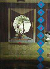 L'ARCHITECTURE D'AUJOURD'HUI_ RIVISTA SETTEMBRE 1968 _ TENDANCES _ ARCHITETTURA
