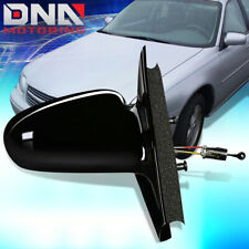 FOR 1996-2002 SATURN SL SW OE STYLE MANUAL RIGHT SIDE VIEW DOOR MIRROR 21170588