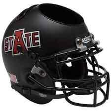 ARKANSAS STATE RED WOLVES Football Helmet OFFICE PEN/PENCIL/BUSINESS CARD HOLDER
